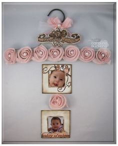 I want to make this.  Maybe I can improvise by buying some rosettes
