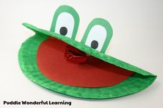 Summer Crafts For Preschoolers | Puddle Wonderful Learning: Preschool Activities: Letter of the Week ...