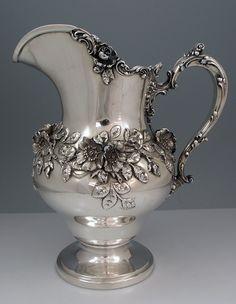 antique silver creamer?