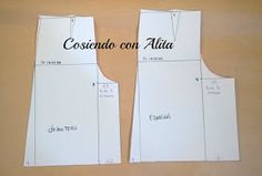 Cosiendo con Alita: FALDA PANTALON Shorts, Sewing, Pattern, Academia, Health, Fitness, Dress, Fashion, Bermudas