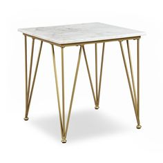 B Plan, Marble Top, Clean Lines, End Tables, Solid Gold, Highlights, Cleaning, Legs, Living Room
