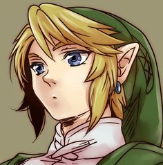 He's so epic... Whenever I play the Zelda games I like fuse into him and I BECOME him. I play so often it's like seeing a picture of me
