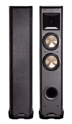 """Bic Acoustech PL-76 Tower Speaker by BIC. $429.00. PL-76 tower speakers can be used for both the main and/or surround channels in any theater system. Delivering output to 116 dB (live rock band levels), they are also superb performers for music. This combination of two 6 1/2"""" poly-injected woofers and one state-of-the-art 6 1/2"""" high efficiency horn tweeter produce such richly detailed, startlingly lifelike sound that it will leave you speechless. PL-76 towers come i... Home Cinema Systems, Tower Speakers, Home Theater Speakers, Live Rock, Apple Tv, Rock Bands, Horn, Speaker Design"""