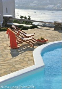 Welcome to the luxury Mykonos villa Argus! Its location in Ornos is ideal for partying since it is only km from Mykonos center and km from the. Mykonos Villas, Villa Pool, Thalia, Luxury, Outdoor Decor, Home Decor, Decoration Home, Room Decor, Home Interior Design