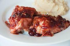 An Easy Holiday Recipe: Cranberry Catalina Chicken   Hellobee