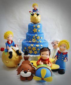 Bolo de biscuit e Peças grandes para decoração! | Flickr - Photo Sharing!