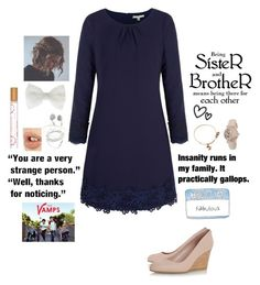 """OOTD Yesterday (rtd)"" by beleg-teleri ❤ liked on Polyvore featuring Uttam Boutique, Alex and Ani, Accessorize, Charlotte Tilbury, Pacifica and Radley"