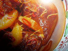 un mondo di ricette: la cucina vietnamita - anatra all'arancia