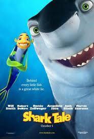 Shark Tale. 2004.  DreamWorks.