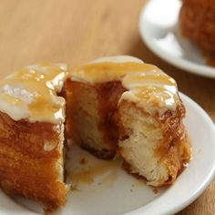 Salted Caramel cronut recipe - Def trying this recipe! It looks DEVINE and so easy to make!! - JANE #ANNJANEcomingsoon