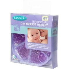 Lansinoh TheraPearl 3-in-1 Breast Therapy: Feeding : Walmart.com
