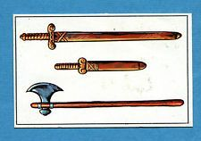 ARMI E SOLDATI - Edis 71 - Figurina-Sticker n. 121 - ARMI NORMANNE -Rec