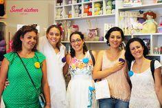 Taller INICIACIÓN AL GANCHILLO Sweet sixteen craft store, Madrid