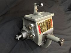 South Bend, Lathe, Old And New, Restoration, Instruments, Tools, Computer Case, Lathe Chuck, Turning