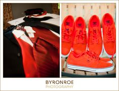 Matching Men s shoes (fun color). Byron Roe Photography a34c9e3f4