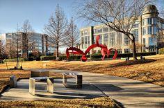 Texas Sculpture Garden, Frisco, Texas