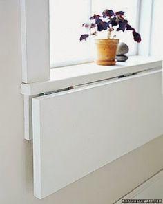 Hora de Arrumar: Idéias para maximizar o espaço em cozinhas pequenas