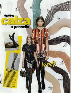february' 15 #gioiamagazine - #ss15 #sock #danieladallavalle