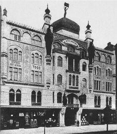 Deutsches Kolonialhaus Lützowstraße 89/90, Berlin, 1903. o.p.