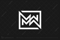 LogoGround logo search results for Monogram MW Logos for Sale Furniture Logo, Deck Furniture, Furniture Removal, Retro Furniture, Furniture Layout, Office Furniture, Furniture Ideas, Mm Logo, Alphabet Design