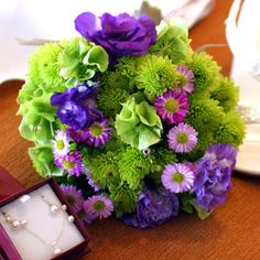 lime+green+bridesmaid+dress+with+purple+accents   ... , Style and Decor, Fun Stuff, Planning   Wedding Forums   WeddingWire