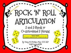 Rock 'N' Roll Artic - NEW! S and S blends AND Coarticulate