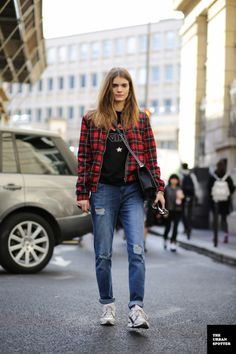 On the Street….Emily Astrup