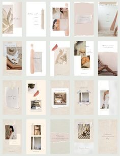 Dribbble - by Social Media Templates Social Design, Web Design, Layout Design, Instagram Story Template, Instagram Story Ideas, Portfolio Layout, Portfolio Design, Feeds Instagram, Instagram Posts