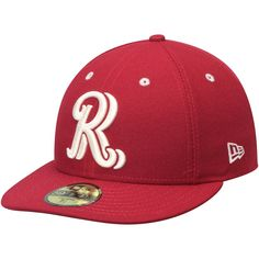 low priced 1146e d091f Men s Frisco RoughRiders New Era Crimson Game Authentic Collection On-Field  Low Profile 59FIFTY Fitted Hat, Your Price   34.99