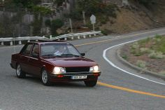 Guest contributor: Sina Pourcyrous on his 1983 Peugeot 505 STI
