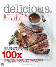 Delicious - het vleesboek