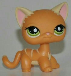 Shorthair Kitten (Orange, Green Eyes, White Ears) - Littlest Pet Shop (Retired) Collector Toy - LPS Collectible Replacement Single Figure - Loose (OOP Out of Package & Print) Toy Dachshund, Lps Dog, Lps Cats, Dachshund Quotes, Lps Littlest Pet Shop, Little Pet Shop Toys, Little Pets, Lps For Sale Cheap, Pets For Sale