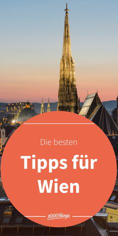 Finde hier unsere liebsten Tipps und Ausflugsziele für Wien für deinen Sommer in Österreich. Freue dich auf cool Cafés & Bars, köstliche Restaurants, jede Menge Events und viele Outdoor-Aktivitäten im wunderschönen Wien. Restaurants, Events, Building, Travel, Business, Road Trip Destinations, City, Summer, Tips