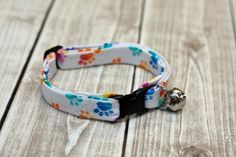 I love making my own homemade DIY cat collars. This way I know exactly what the collar is made with, plus I can use cute fabrics!