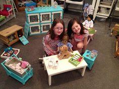 Karen Mom of Three's Craft Blog: Brandy's Easter Vet Center Play Set