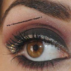 Diario di una make up addict: PaciugoPedia 2.0: Black&Burgundy Make Up