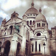 Photograph Basilique du Sacré Coeur de Montmartre by Claudia Kinzl on 500px