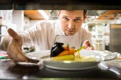 Our Excellent Chef Pavel Vacek and his Work Of Art