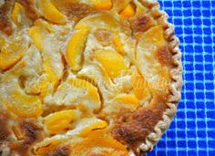 buttermilk peach pie-THIS IS FABULOUS!!!!MADE TONIGHT, BIG HIT! LISA