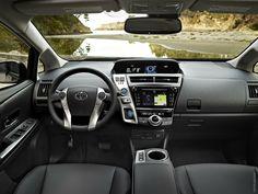 2015 Toyota Prius V  #Segment_M #2015MY #Los_Angeles_Auto_Show_2014 #Japanese_brands #Toyota #Toyota_Prius_V #Serial