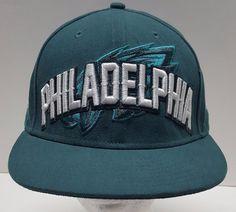 NFL DRAFT  2012 Philadelphia Eagles Hat Cap Dark Green Fitted  71/4  New Era  #NewEra #PhiladelphiaEagles