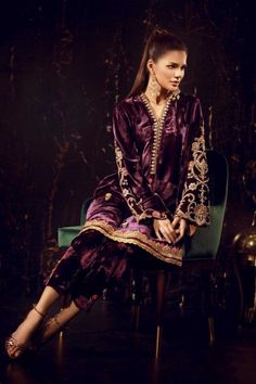 After Wedding Dress, Wedding Dresses For Girls, Party Wear Dresses, Girls Dresses, Pakistani Dress Design, Pakistani Outfits, Indian Outfits, Nikkah Dress, Shadi Dresses