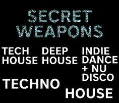 Beatport Secret Weapons August 2016 MFSW29 » Minimal Freaks
