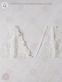 Costura fácil: Bustier en encaje. – Nocturno Design Blog Underwear Pattern, Design Blog, Lingerie, Dress Patterns, Diy And Crafts, Fancy, Bralettes, Sewing, Create