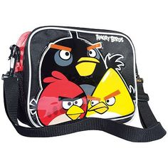 Angry Birds Angry Posse Lunch Tote