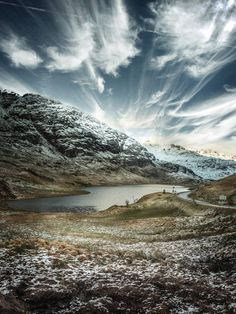 Loch Restil, Rest & Be Thankful, Glencoe, Scotland