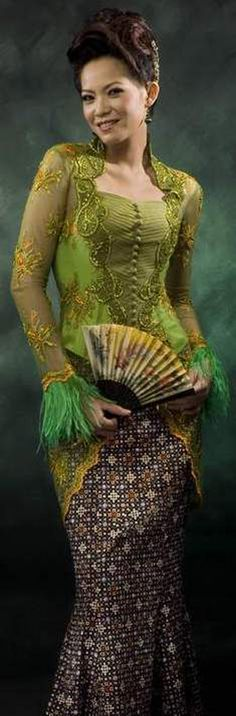 Modern Kebaya Fashion show