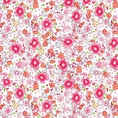 Sarah Jane Floral print