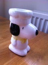 Snoopy Egg Cup )1968)  Stamped . Vintage  Item