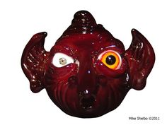 Glass Alchemy - Dragons Blood - GA1939 - $ 50.00 per pound    Color Overview: Dragon's Blood, 1939 is a self-striking ruby color. This color has been designed to strike back to a rich ruby red in the flame.